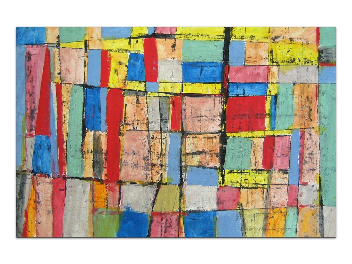 Autorska Slika U Ponudi Galerije Mag Apstraktna Slika
